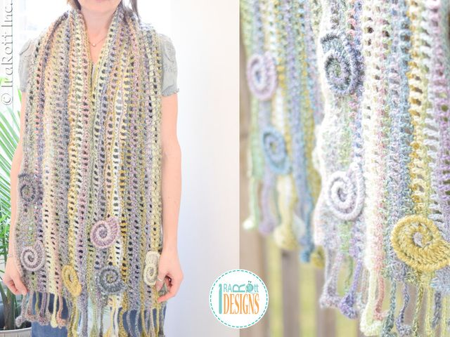 Mejores 148 imágenes de Crochet Seashells en Pinterest | Ganchillo ...