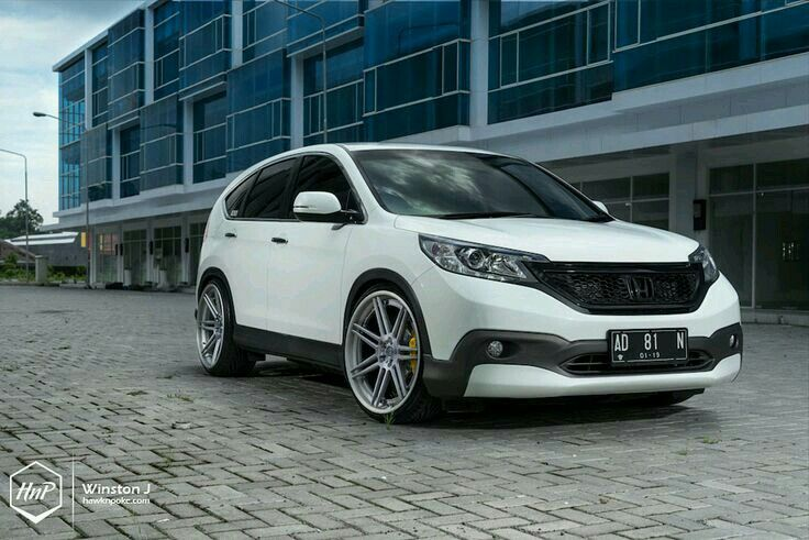 Honda CR-V lowmode