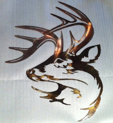 Elk Head Silhouette Patterns Woodworking Projects Amp Plans