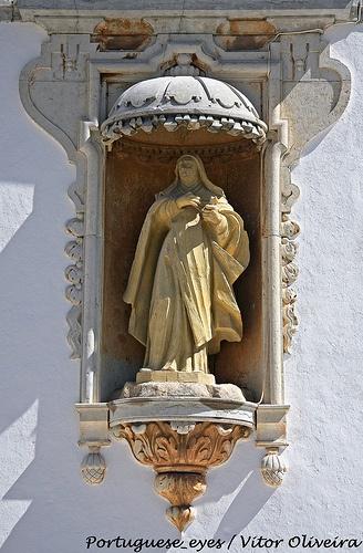 Igreja do Carmo - Faro - Portugal