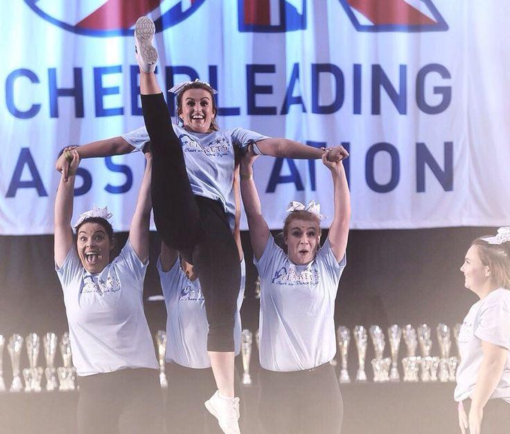 Action Shot  #ukca #cheerleading #ukcheer #cheerlife #cheerstunt #thisgirlcan