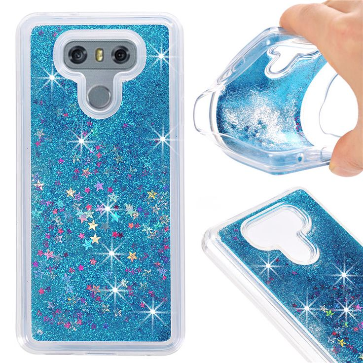nice For Coque LG G6 Case Fashion Dynamic Liquid Glitter Colorful Paillette Sand Quicksand soft For LG G6 TPU transparent cover