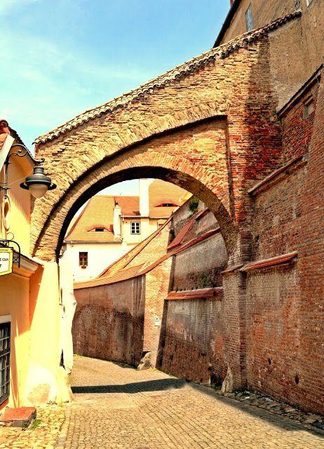 Sibiu - The Stairs Passage