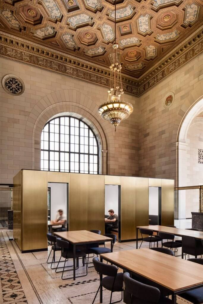 Historic Montreal Bank Gets High Tech Transformation