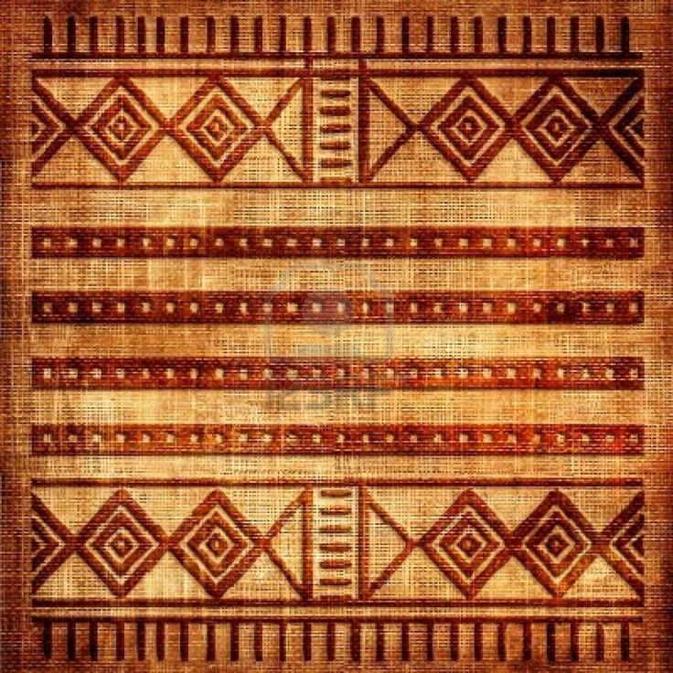 african style background grafismo indigena africano e. Black Bedroom Furniture Sets. Home Design Ideas