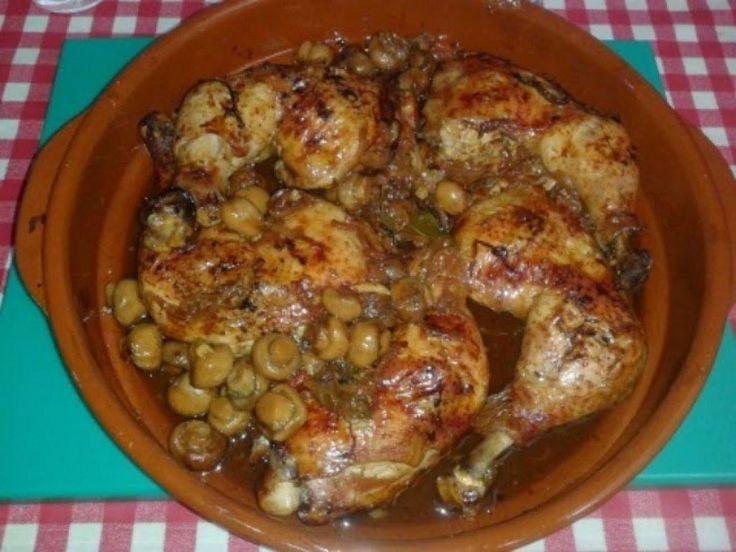 diferentes formas de cocinar muslos de pollo toma nota