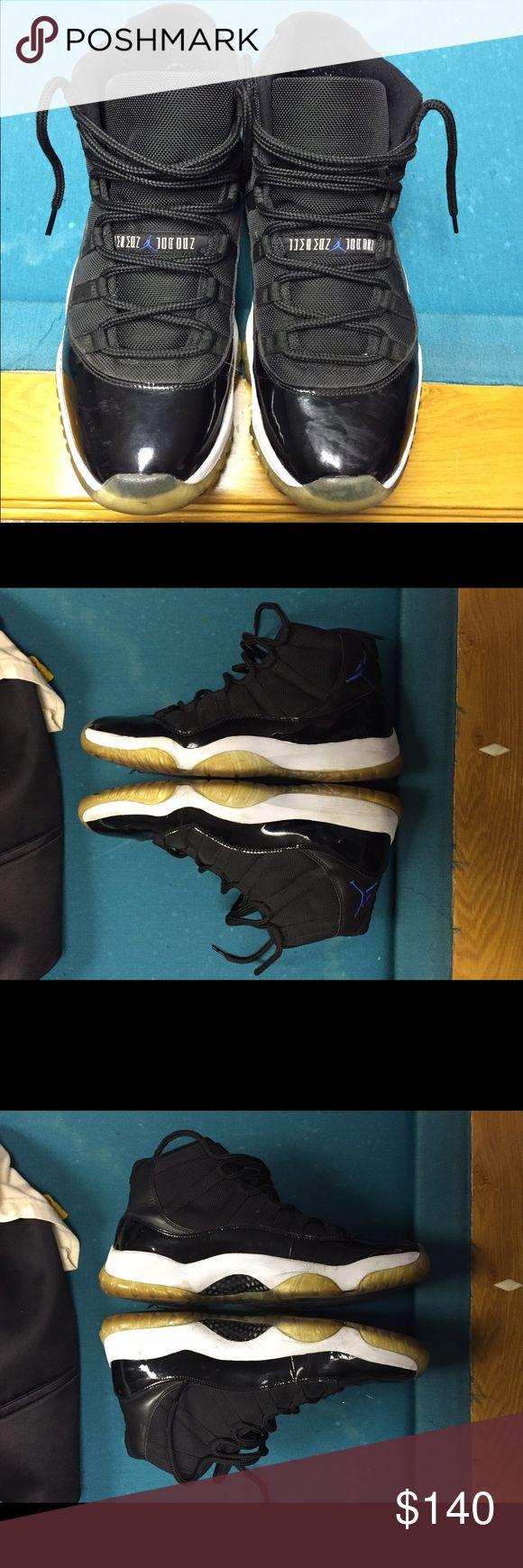 Air Jordan Space Jam 11s Space Jam 11s Jordan Shoes Sneakers