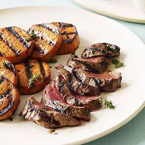 Beef Tenderloin Skirt Steak #myplate #beef #grill #summer