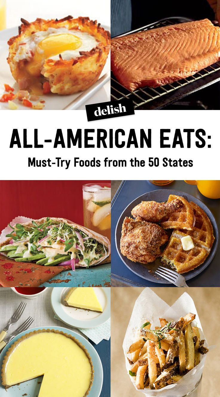 All-American Eats: Must-Try Foods from the 50 States