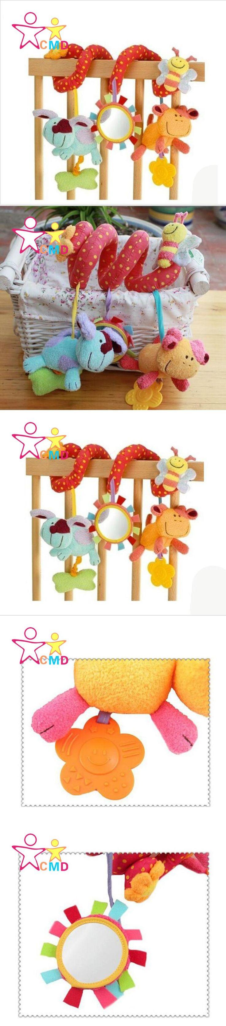 1pcs/lot ELC Baby Toy,Multifunctional Animals Around/Lathe Bed Hang.Safety Mirrors/BB Device/Teeth Glue/Take Pull ShockHT82600MU $10.35