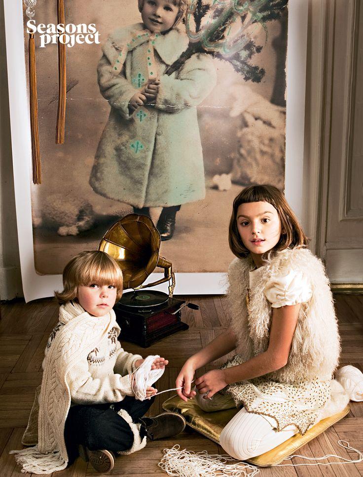 Seasons of life №49/ December 2007 issue #seasonsproject #seasons #kids #children #boy #girl #old #christmas