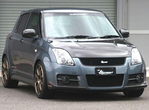 Suzuki Swift Sport 16 VVT