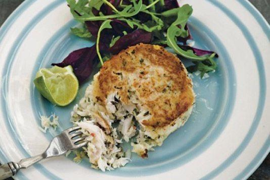 Levi Roots' wake-up fishcakes recipe