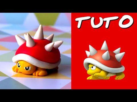 TUTO FIMO | Hériss (de Mario) - YouTube