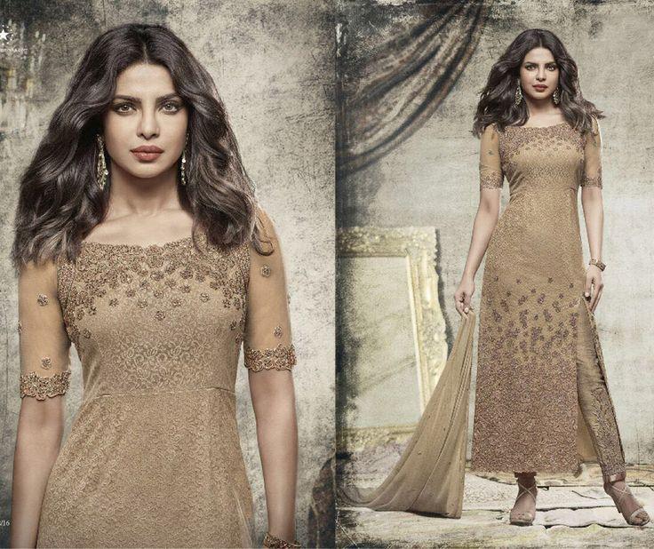 Designer wear punjabi frock suit churidar dress indian pakistani salwar kameez  #Handmade #salwarkameez