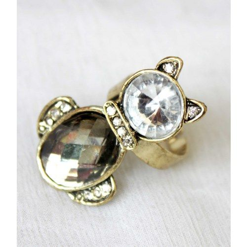 Meow woman ring - Online Shopping for Rings by Paisley Pop