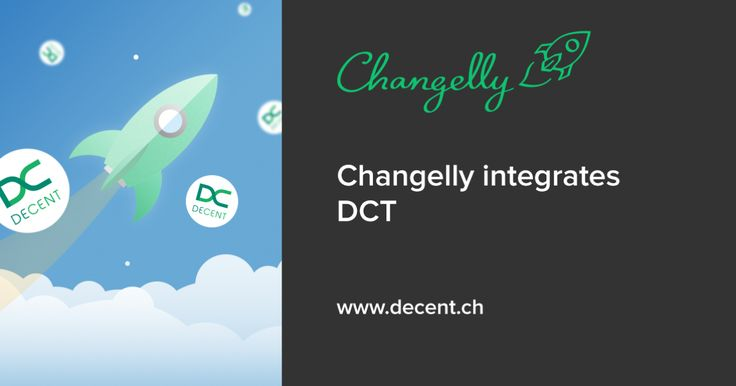 #DCT Now Available on #Changelly - Get it with Fiat or #Crypto. #blockchain #technology