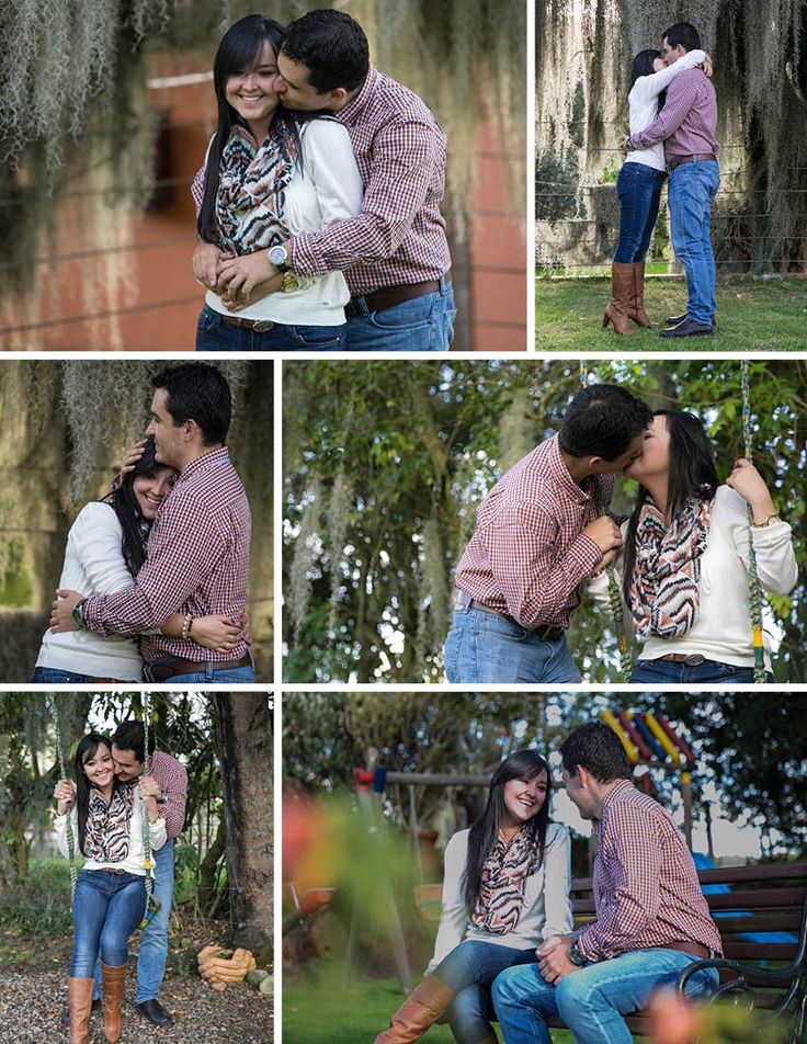 Engagement Session in Tabio, Colombia. Photos by Lagus Media - Event Photography. www.lagusmedia.com