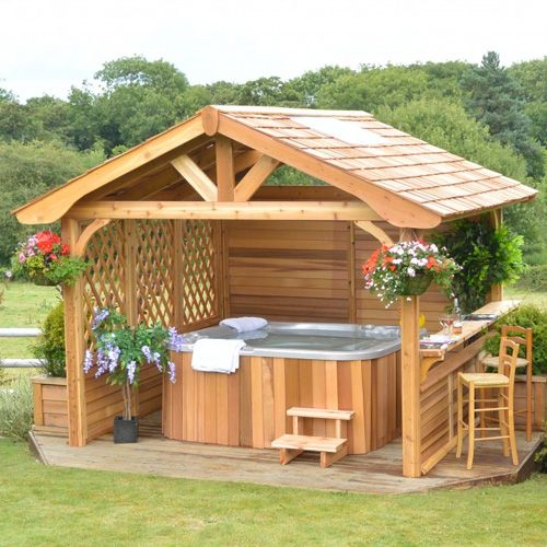 Pin By Paul On Hot Tubs In 2019 Hot Tub Garden Hot Tub