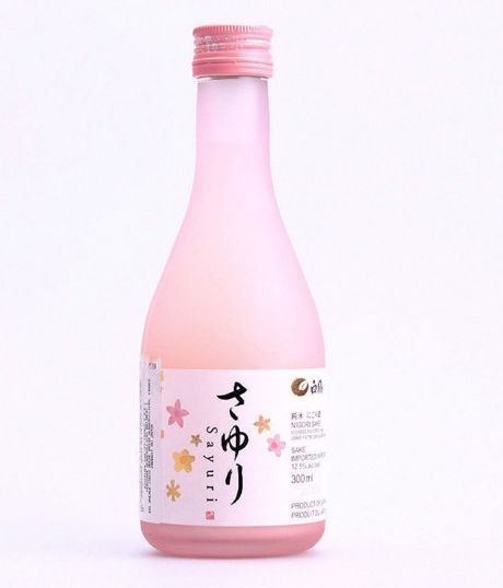 Love Happy Hour - Drink du jour: Sayuri Nigori Sake (Hakutsuru)