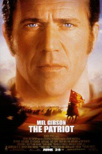 The Patriot (One of Best War Movies Ever) Peaceful farmer Benjamin Martin is driven to lead the Colonial Militia during the American Revolution when a sadistic British officer murders his son. Stars:  Mel Gibson, Heath Ledger and Joely Richardson