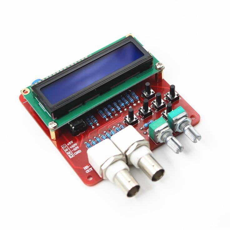 DIY DDS Función del Generador de Señal Del Módulo Del Generador Senoidal Plaza Sawtooth Onda tri-ángulo Kit