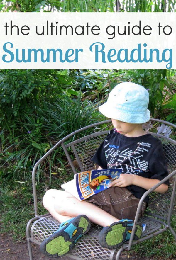 Summer Reading List: Books, Resources and Programs