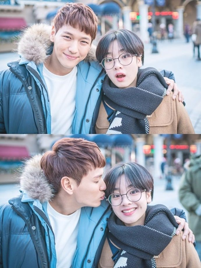 "Love is in the Air in ""Weightlifting Fairy Kim Bok Joo"" Episode 12 Stills 