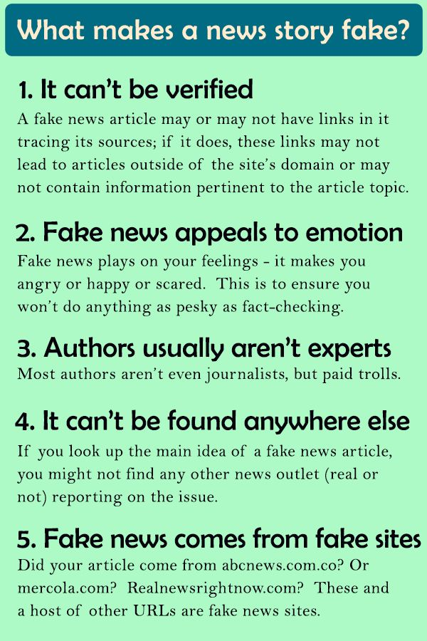 Busting Fake News: Evaluating Online Information - University of Delaware Library libguide