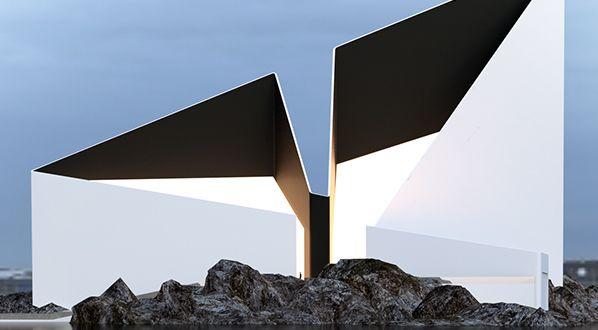 61 besten architektur bilder auf pinterest architektur for Minimalismus extrem