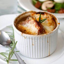 Julia Child's recipe for French Onion Soup