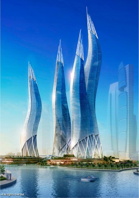 Dubai Towers – Dubai, UAE