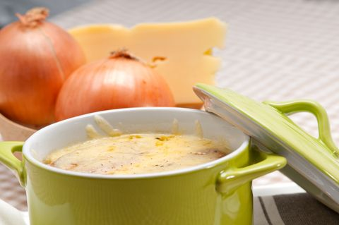 Soup Maker Recipe: French Onion Soup