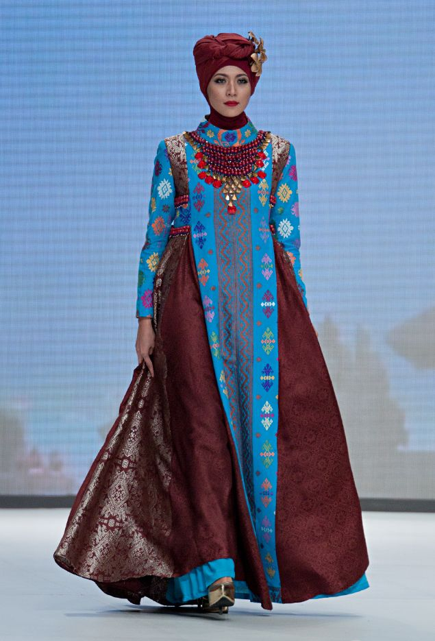 IFW 2014 – Dian Pelangi – The Actual Style