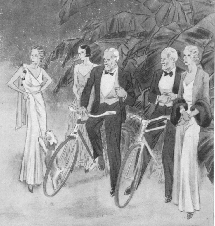 Hace 100 años se utilizaba más la cicla que el carro