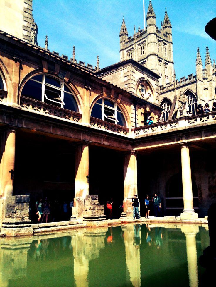 Baños romanos, Bath