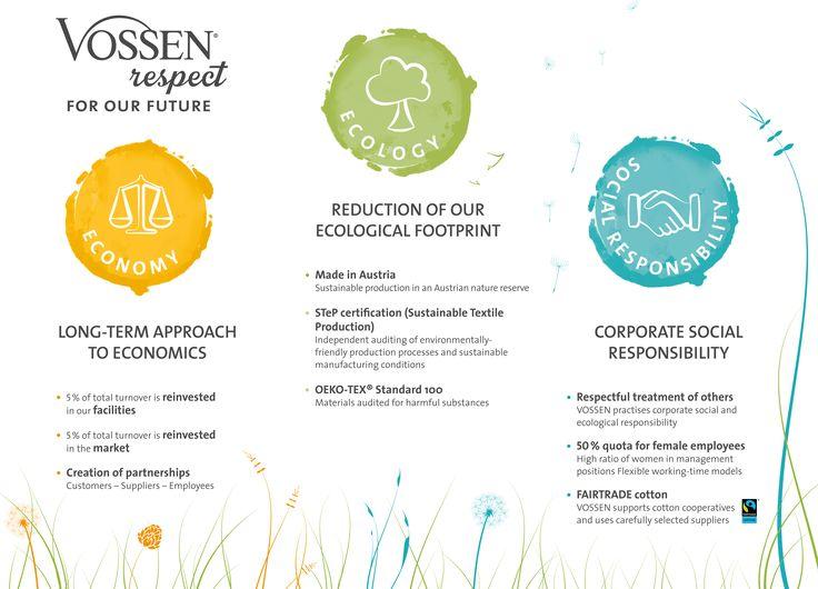 #vossentowels #madeinaustria #respect #sustainability #forourfuture