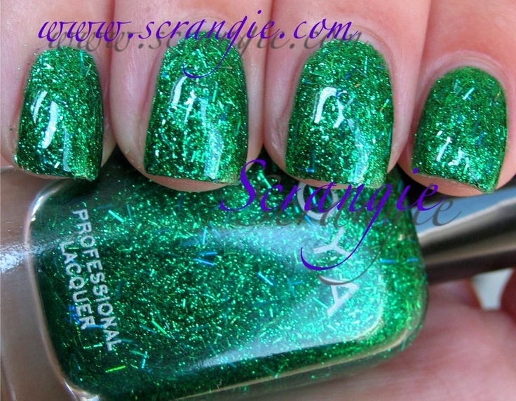 Scrangie: Zoya Gems and Jewels Collection Holiday 2011 Rina