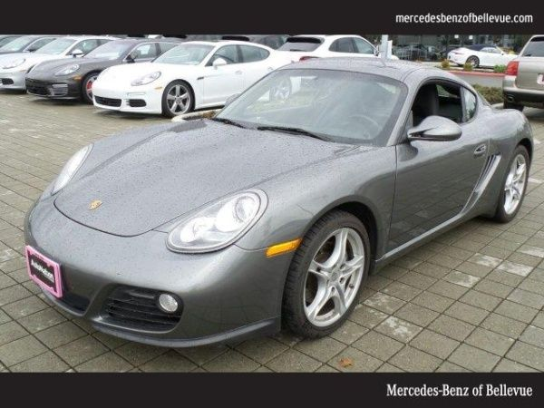 Used 2011 Porsche Cayman for Sale in Bellevue, WA – TrueCar
