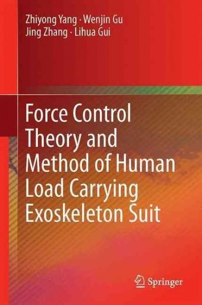 Force Control Theory and Method of Human Load Carrying Exoskeleton Suit