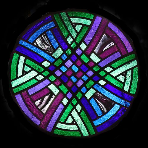 Oisin's Stained Glass