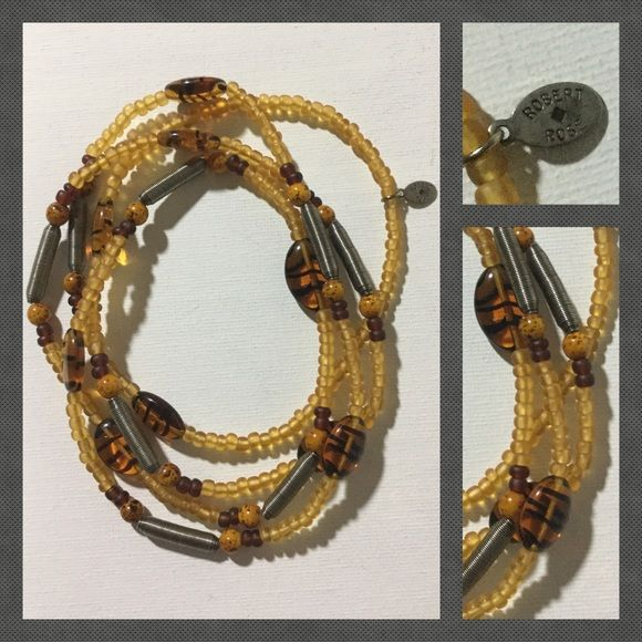Selling this Robert Rose Necklace on Poshmark! My username is: iqm. #shopmycloset #poshmark #fashion #shopping #style #forsale #Jewelry