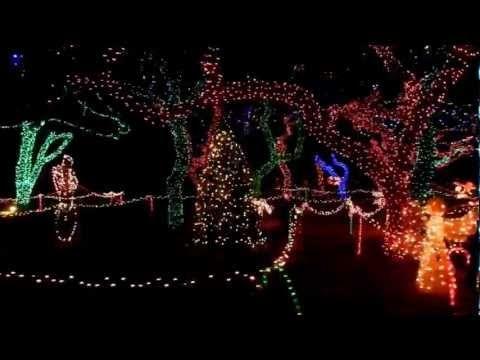 ▶ Hill Country Christmas Lights Johnson City, Texas 2012 - YouTube@1685 US Hwy 281 N, Johnson City, TX