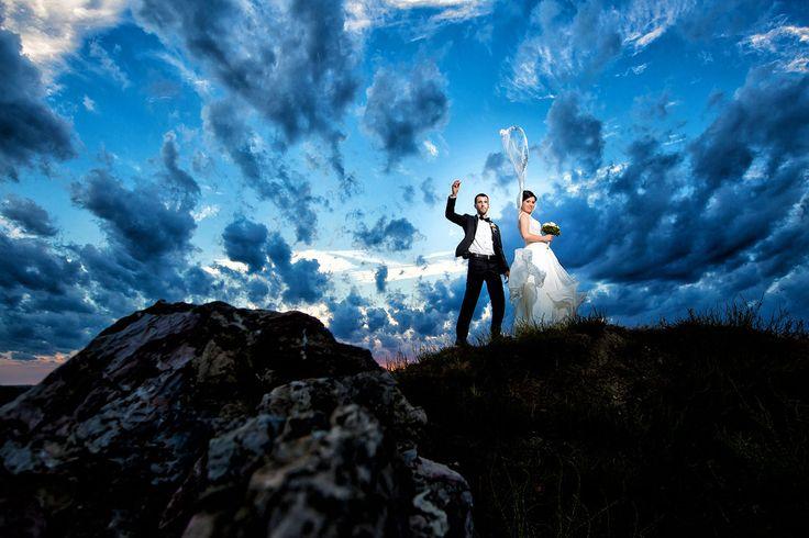 Fotografia de nunta încărcată pe data de Septembrie 10 de Nica George pe MyWed