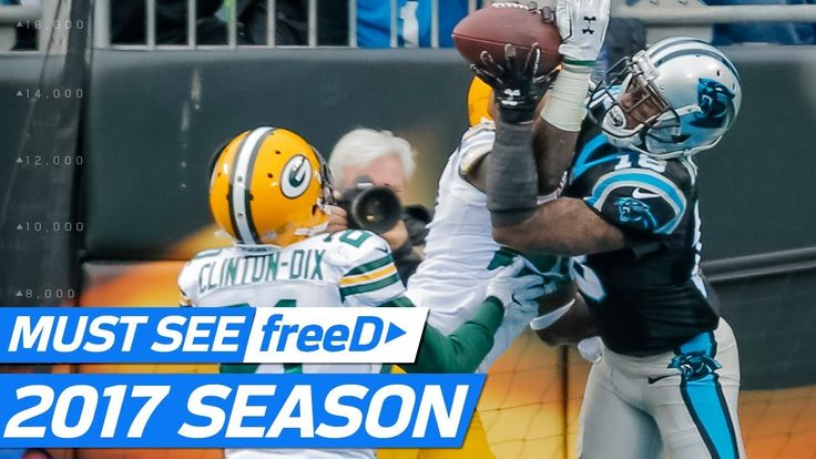 NFL News: Top 360 & POV NFL freeD Plays of the 2017 Season! | NFL Highlights #latestnews #worldnews #news #currentnews #breakingnews