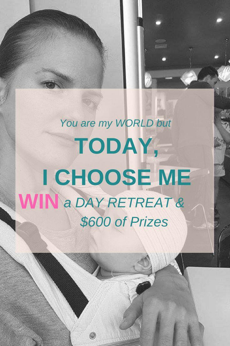 Pamper new mum - Win a day retreat & $600 worth of prizes   Click here to enter amazing giveaway from Tree Hut Village. #aussiemum #stayathomemum #newbaby