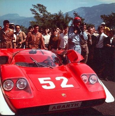 Abarth 2000 SP Targa Florio