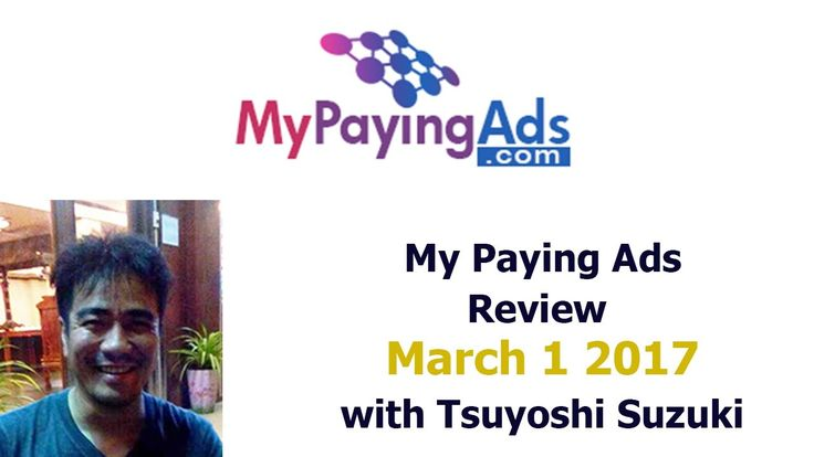my paying ads review my paying ads presentation march 1 2017 with tsuyos...