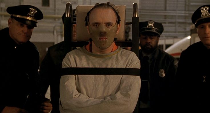 "12. ""The Silence of the Lambs"""