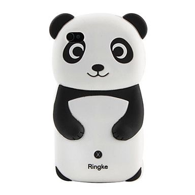 Panda Case for iPhone 4 og 4S